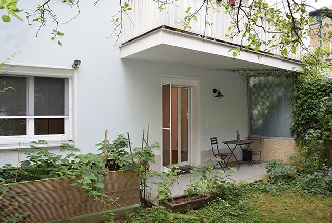 Gartenwohnung 1130 Wien