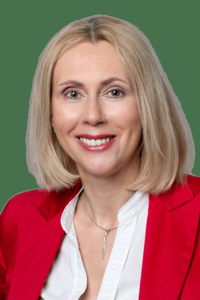 Immobilienmaklerin Sabine-Patricia Sigmund, MBA